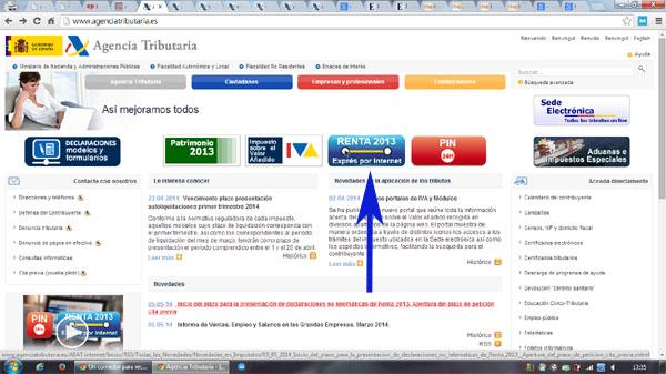 Cita Previa Hacienda declaración de la Renta 2013