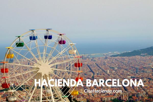 cita previa en hacienda en barcelona